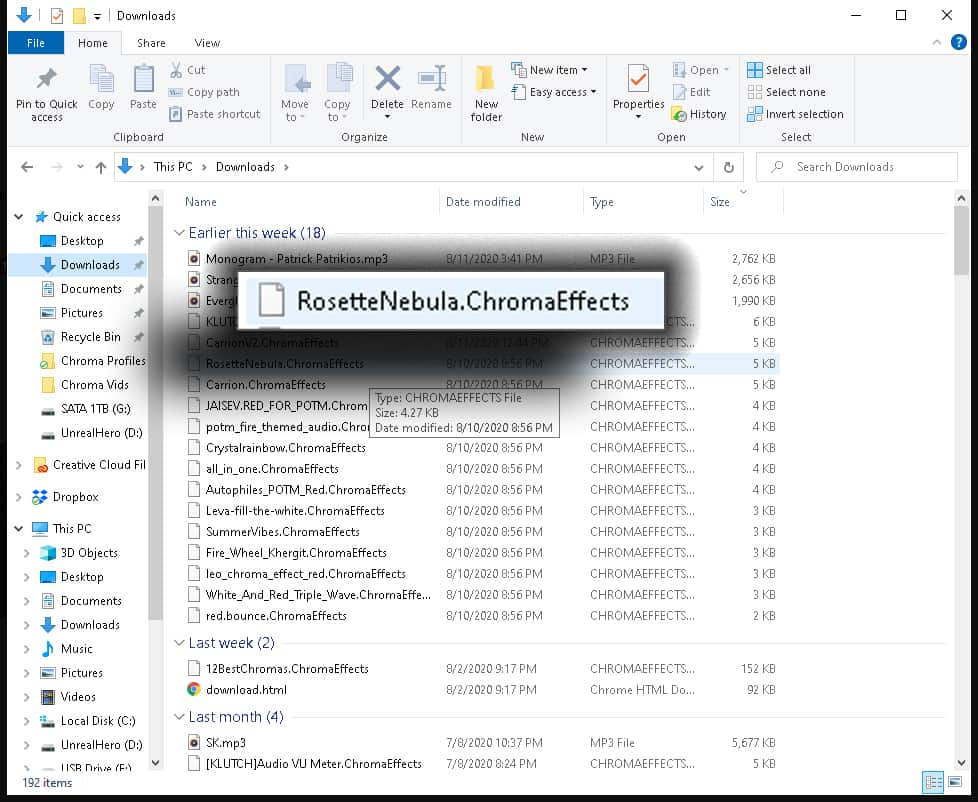 chroma effects file