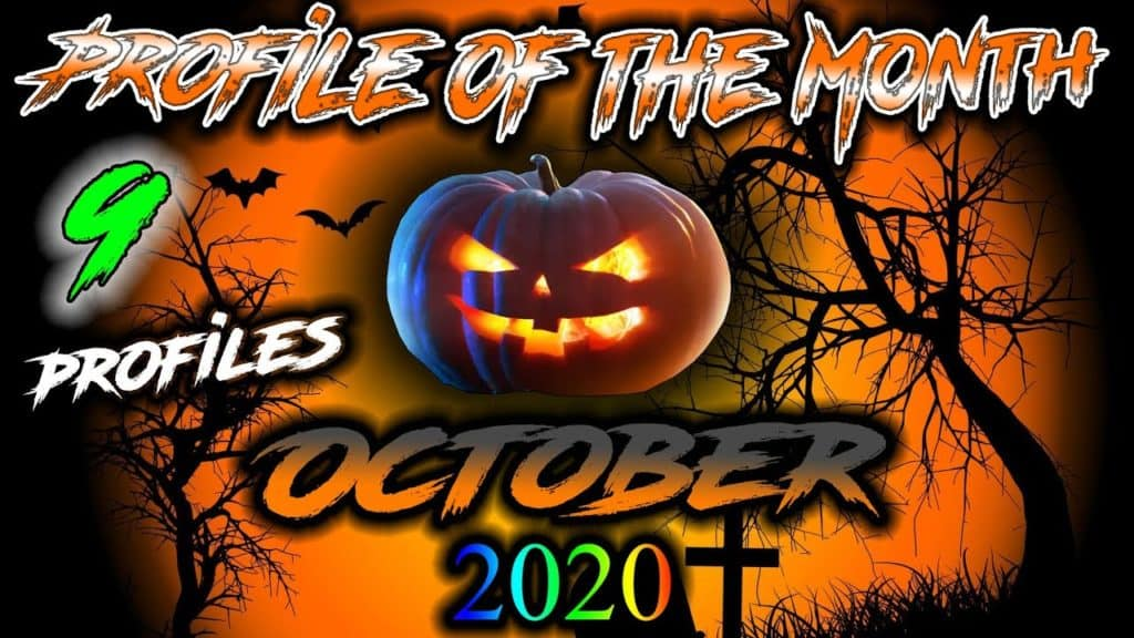 October chroma profile of the month competition.