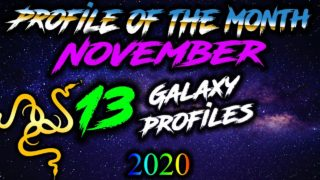 Profile of the month November 2020